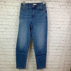 Eileen Fisher Ankle Blue Jeans Size 4